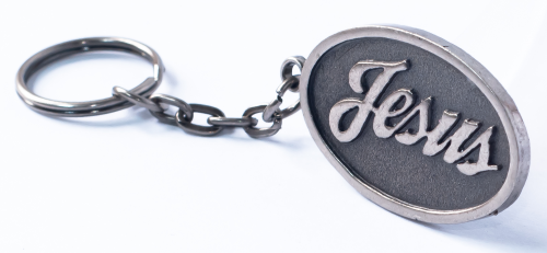 Pocket Key Holder (Jesus inscription)