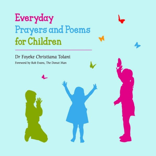 Book - Everyday Prayers and Poems for Children